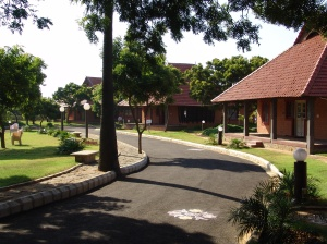Cottages at Vivekananda Puram Campus