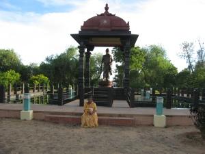 Mandapam near Beach